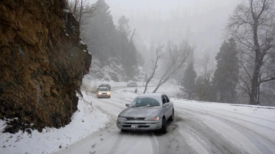 Murree Disaster Image